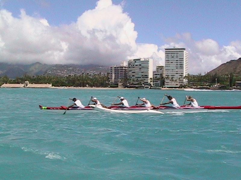 2004 Molokai Hoe