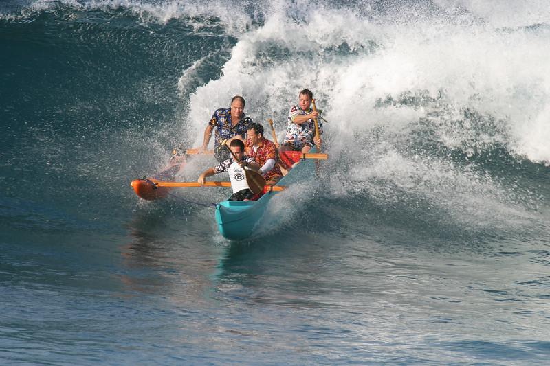 2004 Buffalo Big Board Canoe Surfing Contest