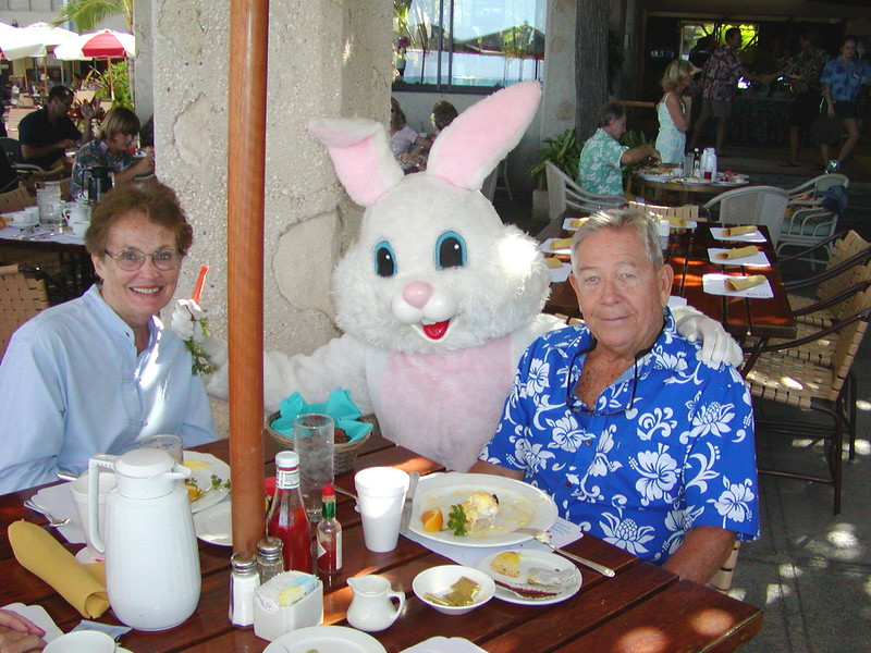 2004 Easter Brunch