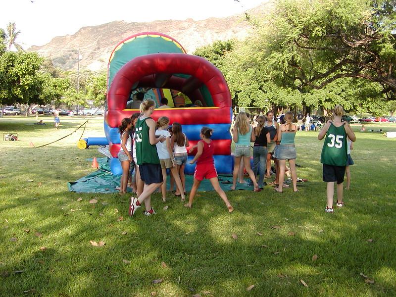2004 Keiki Paddle Party