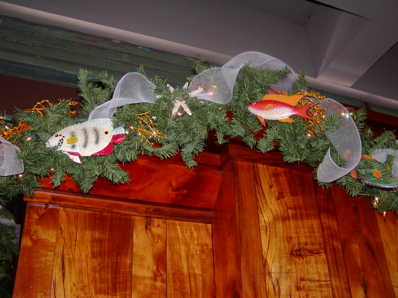 2004 Christmas Decorations