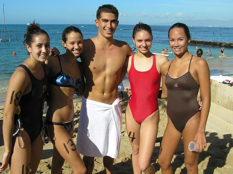 2005 Castle Swim