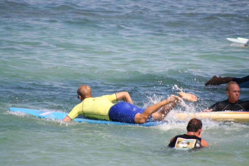 2005 Summer Surf PB Relay