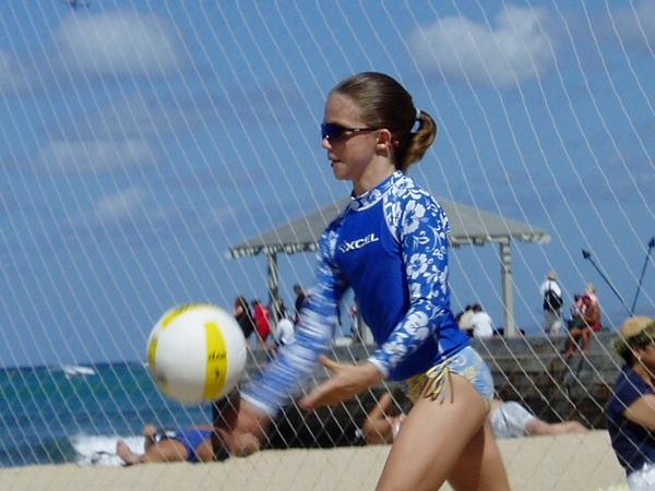 2005 Junior Sand Volleyball Tournament
