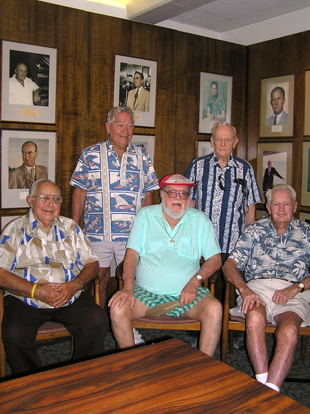 2005 70-Year Outrigger Members