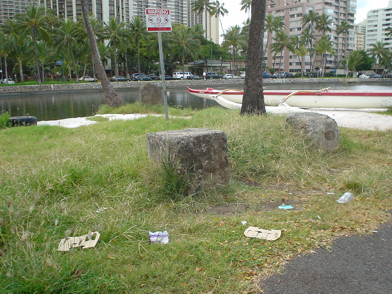 2005 Ala Wai Canal Clean Up