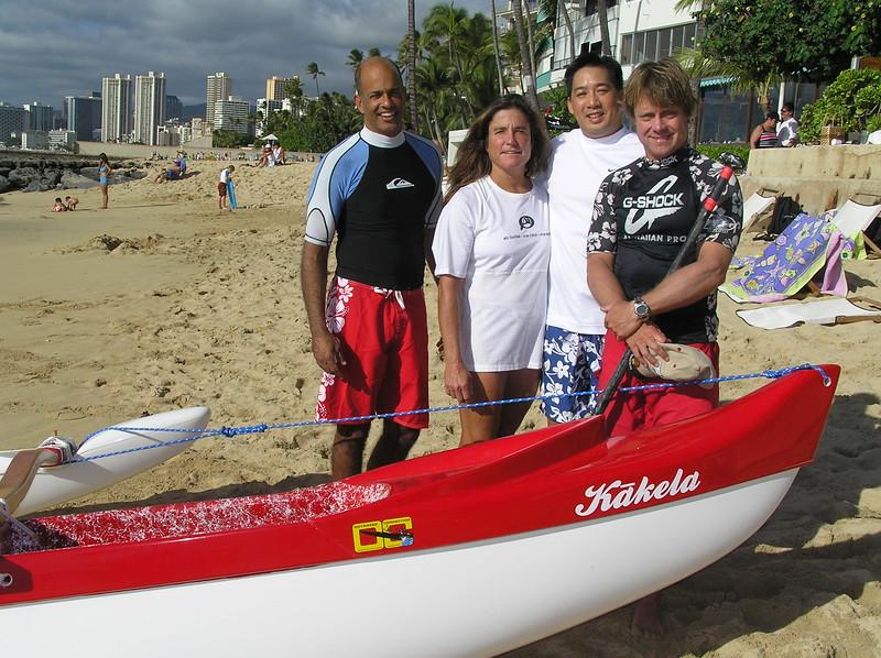 2005 Canoe Blessing