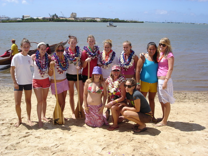 2005 Outrigger Girls 15s