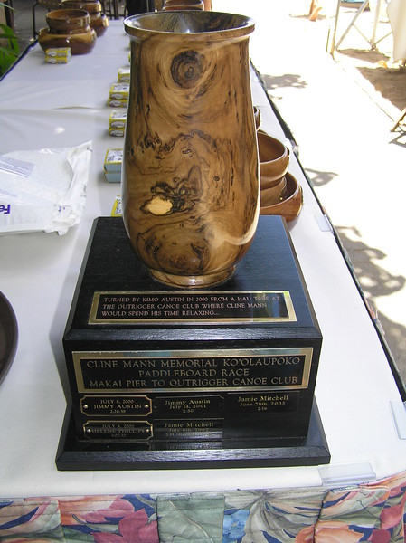 2005 Cline Mann Ko'olaupoko