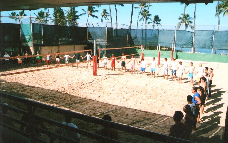 2005 Daddy Haine Volleyball Tournament