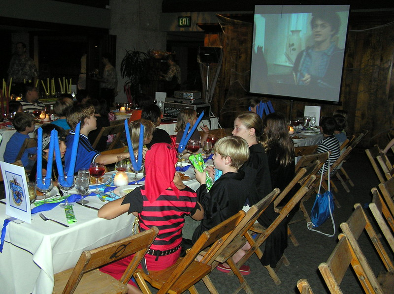 2005 Harry Potter Party