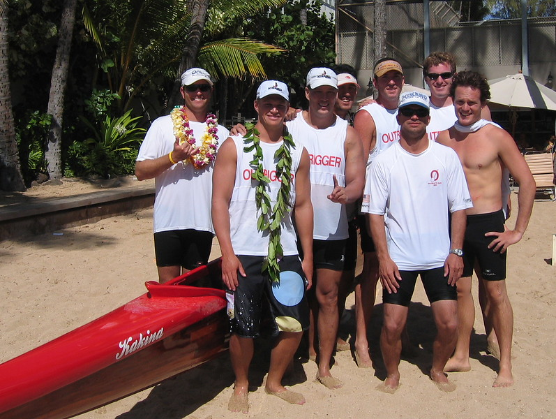 2005 Molokai Hoe