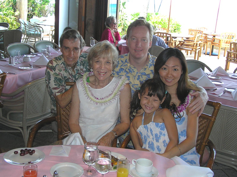 2005 Mother's Day Brunch