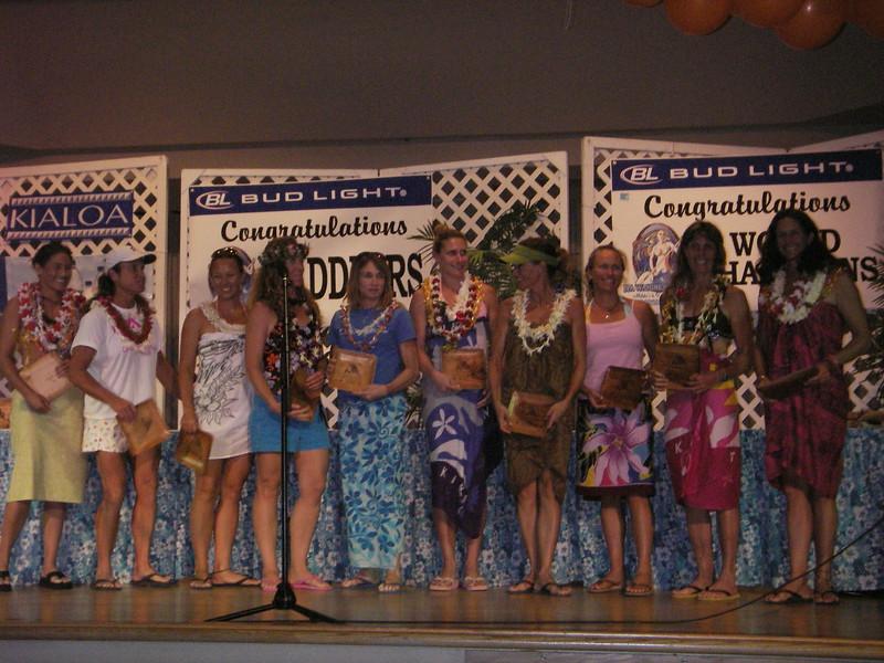 2005 Na Wahine O Ke Kai
