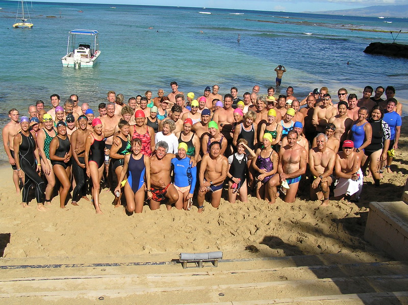 2005 OCC Invitational Swim
