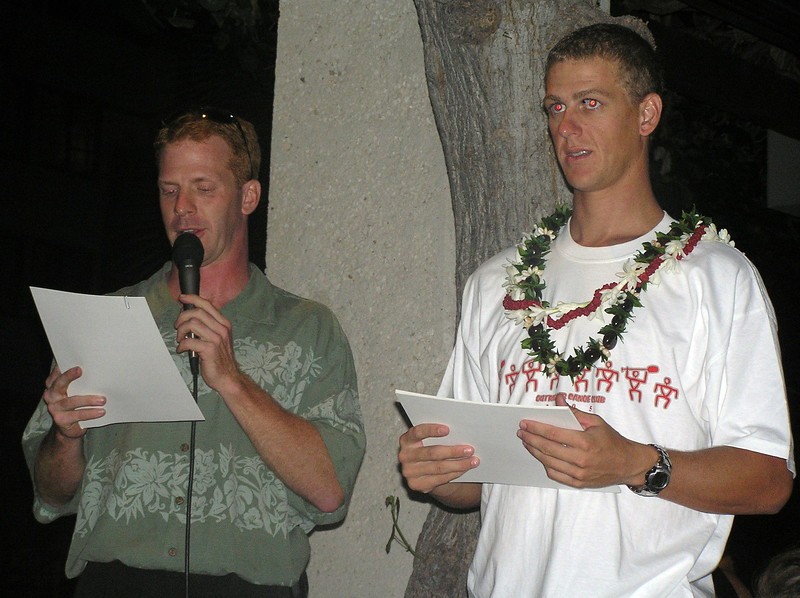 2005 Paddle Party & Awards