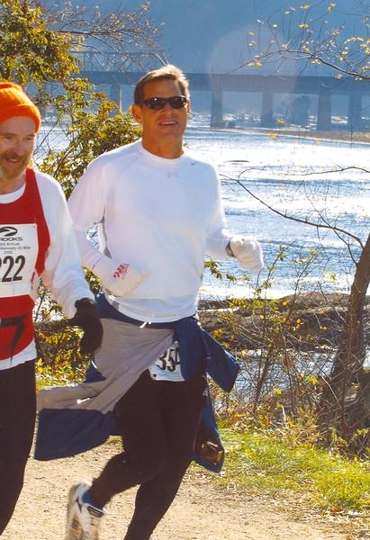 2005 JFK 50-Mile Ultra Marathon 11-19-2005