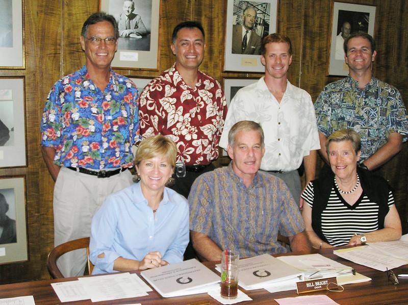 2005 Admissions & Membership Committee