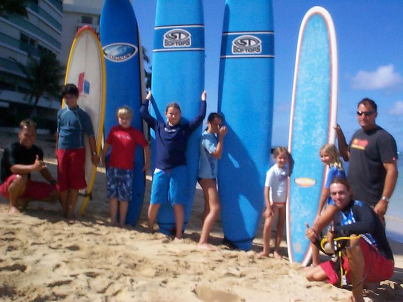 2005 Summer Surf Camp