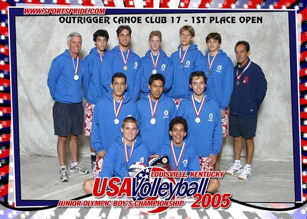 2005 USAV Junior Olympics Boy's Championship