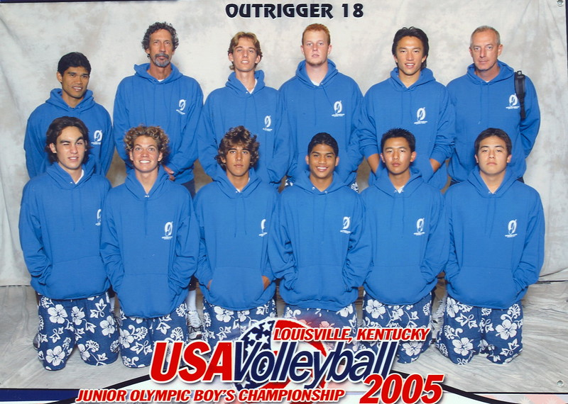 2005 USAV Junior Olympic Boy's Championship