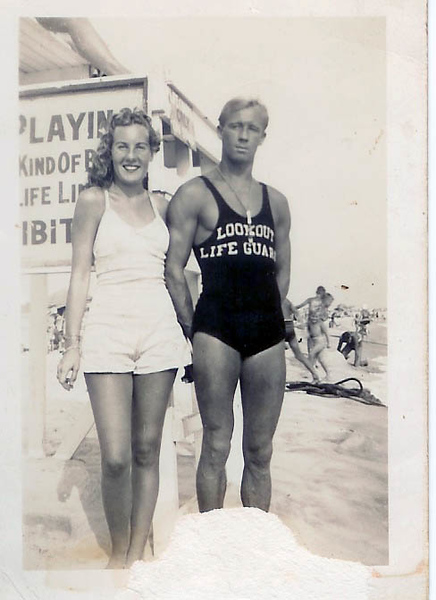 Florence and Victor Hemmy Sr.