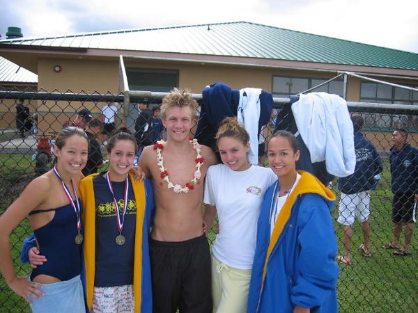 2006 Hawaii High School Association Swimming Championships