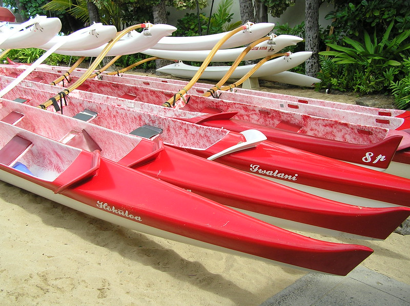 2006 Outrigger Canoes at the OCC