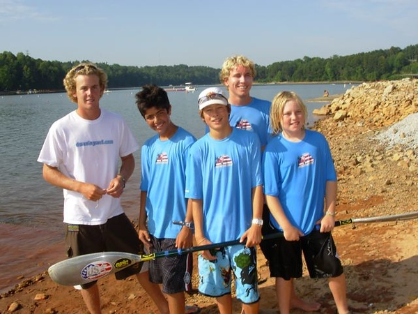 2006 National Kayak Championships 7-2006