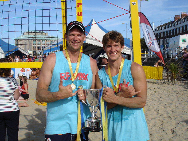 2006 British Beach Volleyball Open Champions