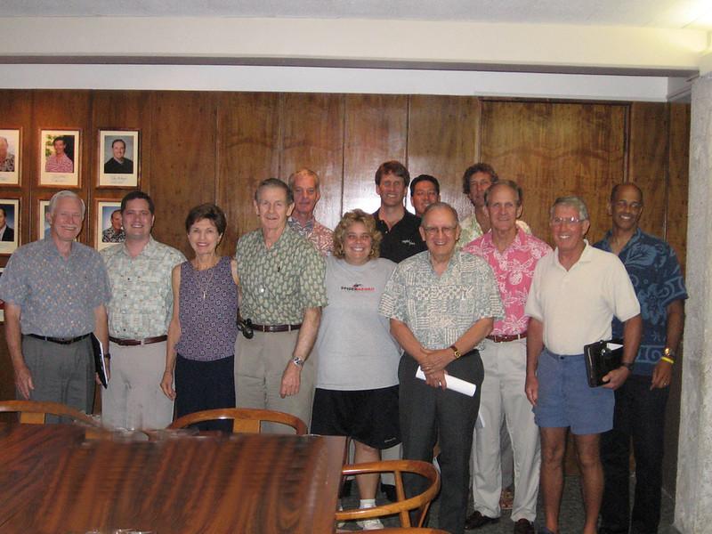 2006 Long Range Planning Committee
