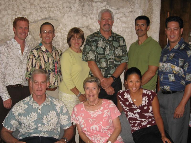 2006 Admissions & Membership Committee