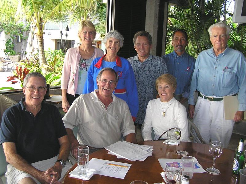 2006 Swimming Committee