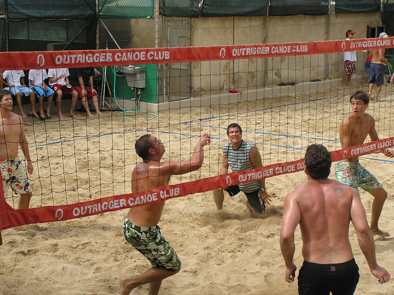 2006 Daddy Haine VB Tournament