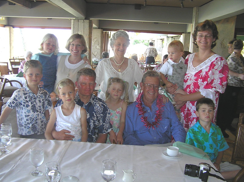 2006 Father's Day Brunch