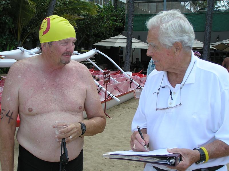 2006 OCC Invitational Swim