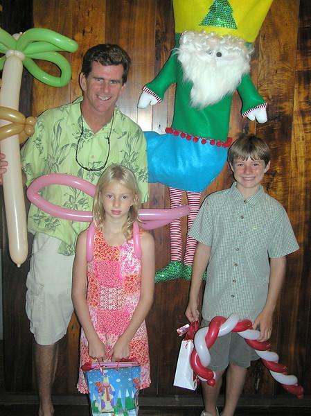 2006 Keiki Christmas Party