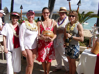 Outrigger Canoe Club 2006