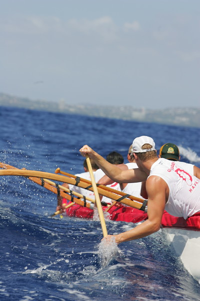 2006 Molokai Hoe