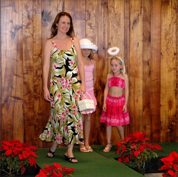 2006 Princess Kaiulani Fashion Show