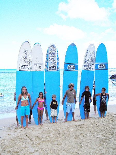 2006 Summer Surf Paddleboard Relay