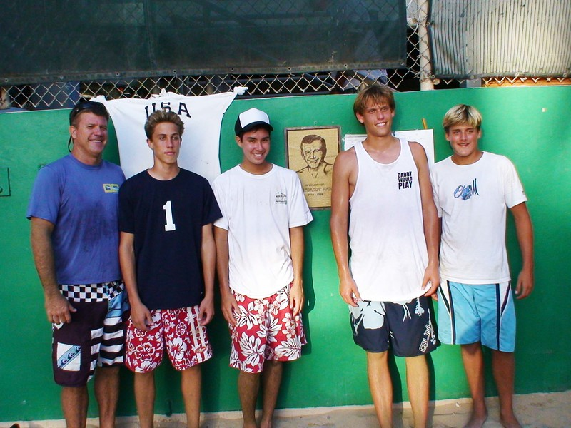 2007 Daddy Haine VB Tournament