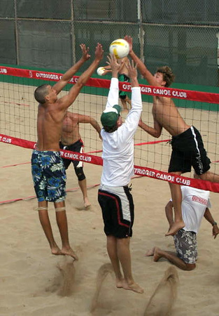 2007 Daddy Haine VB Tournament