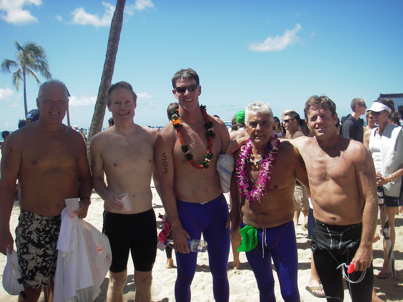 2007 Waikiki Roughwater Swim