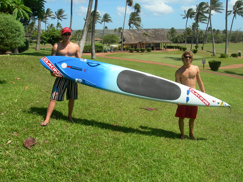 2007 Paddleboarders