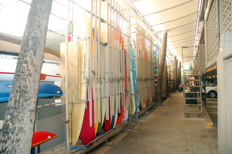 2007 Surfboard Locker Update