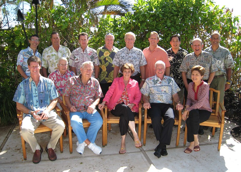 2007 Past Presidentʻs Luncheon