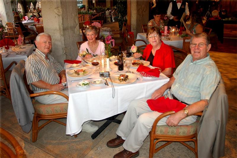 2007 Valentine's Day Dinner