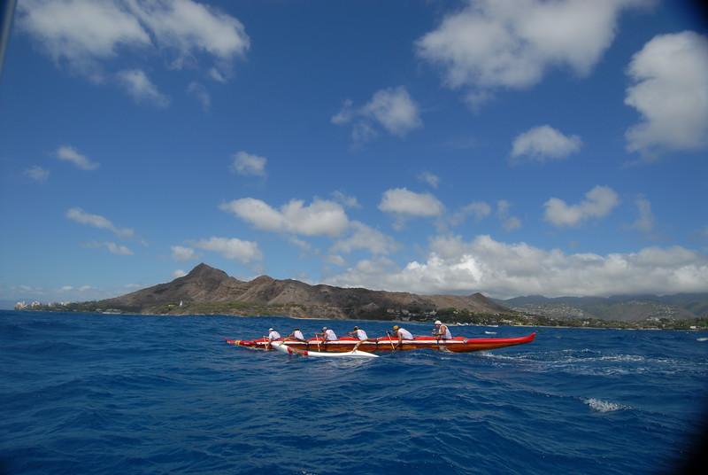 2007 Molokai Hoe
