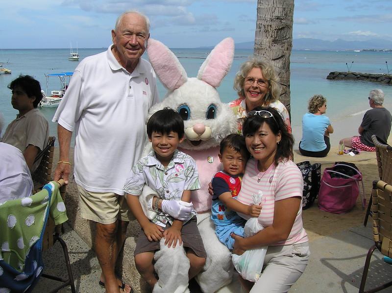 2007 Easter Sunday Brunch